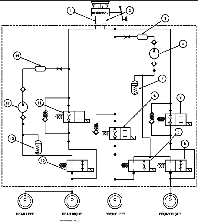 2000 z71 abs module diagram